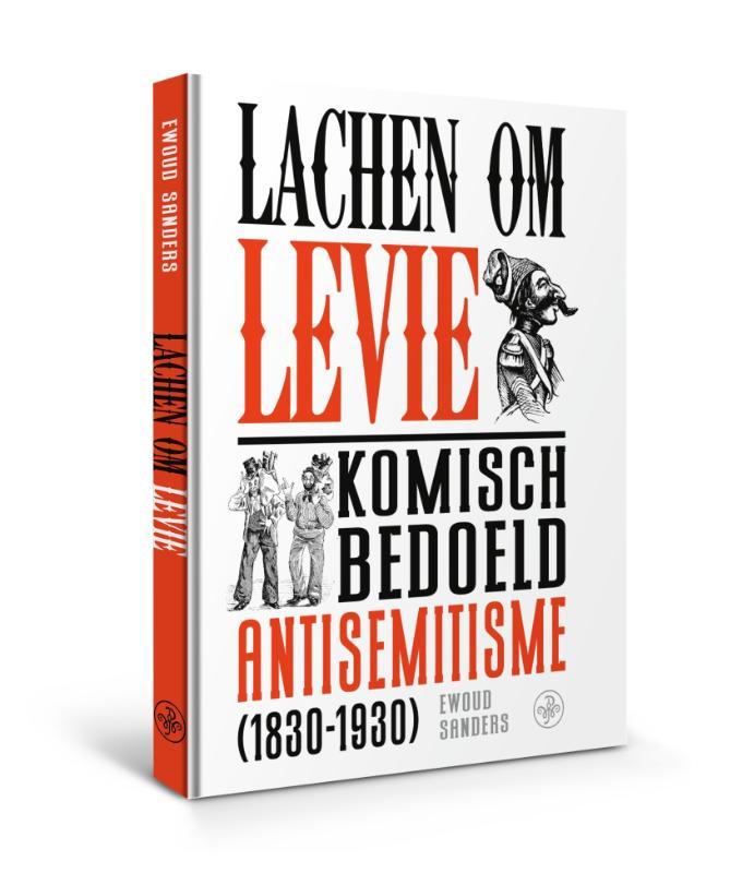 Ewoud Sanders,Lachen om Levie