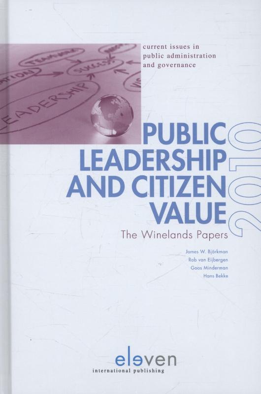 ,Public leadership and citizen value