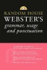,Random House Webster`s Grammar, Usage, and Punctuation