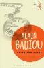 Badiou, Alain,Being and Event