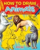 Publishing, Arcturus,How to Draw Animals