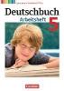 Wagener, Andrea,Deutschbuch 5. Schuljahr. Arbeitsheft mit Lösungen Gymnasium Rheinland-Pfalz
