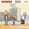 ,Hundecartoons - Postkartenkalender 2018
