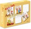 ,Opa Jan Art Memo spel 24 sets
