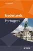 <b>Miraldina  Baltazar, Willem  Bossier, Gabriël van Damme</b>,Prisma Woordenboek Nederlands-Portugees