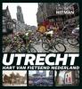 Laurens  Hitman,Utrecht, hart van fietsend Nederland
