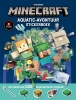 ,Minecraft Aquatic Survival stickerboek