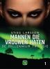 Stieg  Larsson,Mannen die vrouwen haten - grote letter uitgave