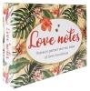 <b>ZNU</b>,Love notes Verras je partner met een leuke of lieve boodschap