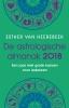 Esther van Heerebeek,De astrologische almanak 2018