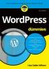 Lisa  Sabin-Wilson,Wordpress voor dummies