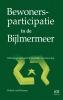 Patrick van Beveren,Bewonersparticipatie in de Bijlmermeer