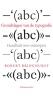 R.  Bringhurst,Grondslagen van de typografie