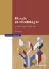L.J.A.  Pieterse ,Fiscale methodologie