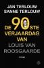 Sanne  Terlouw Jan  Terlouw,De 90ste verjaardag van Louis van Roosgaarde