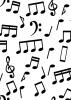 Allets Comfort ,Notenschrift- Notenbalken- ZigZag- (A5) Allets Comfort
