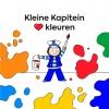 <b>Kapitein Winokio</b>,Kleine Kapitein kleuren
