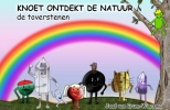 José van  Erum-Wiersma ,Knoet ontdekt de natuur