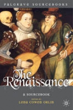 Orlin, Lena Cowen The Renaissance