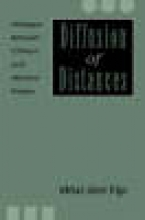 Yip, Wai-lim Diffusion of Distances - Dialogues Between Chinese  & Western Poetics