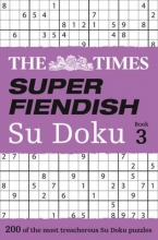 The Times Mind Games The Times Super Fiendish Su Doku Book 3