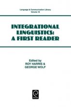 Harris Integrational Linguistics