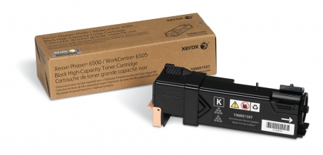 , Tonercartridge Xerox 106R01597 zwart