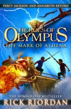 Riordan, Rick Heroes of Olympus 03 The Mark of Athena