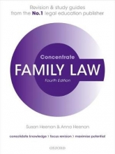 Heenan, Susan Family Law Concentrate