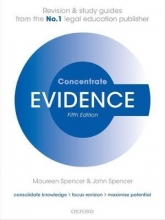 Spencer, Maureen Evidence Concentrate