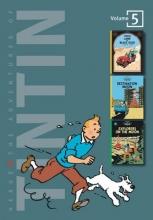 Herge The Adventures of Tintin