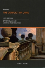 McClean, David Morris: The Conflict of Laws