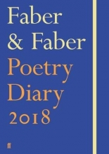 Various Poets Faber & Faber Poetry Diary 2018
