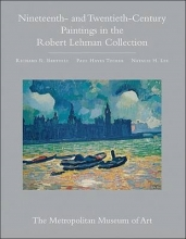 Brettell, Richard R. The Robert Lehman Collection at the Metropolitan Museum of Art, V.III - 19th and 20th C. Paintings