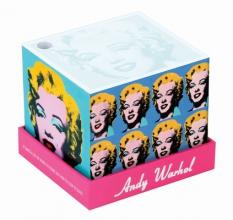 Warhol, Andy Andy Warhol Marilyn Memo Block