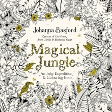 Basford, Johanna Magical Jungle