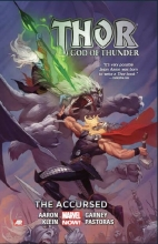 The Accursed (marvel Now)