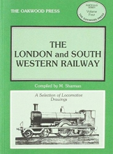 M. Sharman The London and South Western Railway