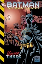 Edginton, Ian Batman No Man`s Land 3