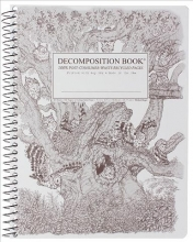 Screech Owls Coilbound Decomposition Book