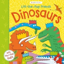 Allen, Peter Lift-the-flap Friends Dinosaurs