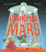 Robinson, Michelle Grandmas from Mars
