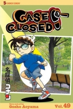 Aoyama, Gosho Case Closed 49