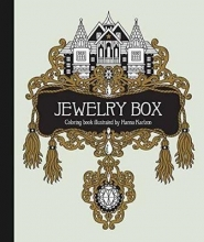 Hanna Karlzon The Jewelry Box Coloring Book