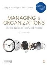 Matthew Clegg  Stewart  Kornberger  Martin  Pitsis  Tyrone S.  Mount, Managing and Organizations