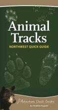 Poppele, Jonathan Animal Tracks of the Northwest