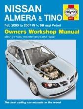 Haynes Publishing Nissan Almera & Tino Service And Repair Manual