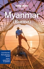 Lonely Planet Myanmar (Burma) 13e