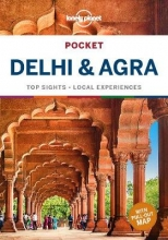 Lonely planet , Pocket Delhi & Agra