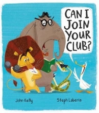 Kelly, John Can I Join Your Club?